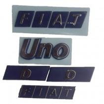 FIAT Uno Logos & Monograms