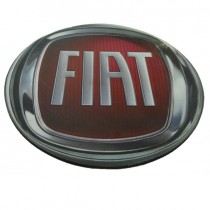 Mouse Pad with FIAT Logo