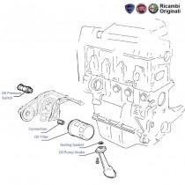 Oil Pump Intake &  Pressure Switch| 1.2| Palio| Siena