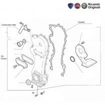 Oil Pump| 1.3MJD| Palio Stile