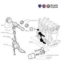 Oil Pump| 1.6| Palio| Siena| Adventure| Stile