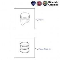 Piston & Rings| 1.1| Palio Stile