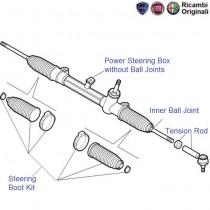Fiat Grande Punto: Power Steering Box