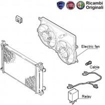 Radiator Fan| 1.3mjd| Stile