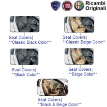 Fiat Linea: Seat Covers