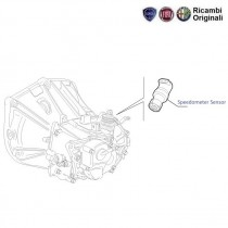 Speedometer Sensor| Palio| Petra| Adventure| Stile