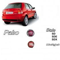 Logos & Emblems| 1.3 MJD| Palio Stile