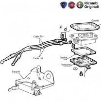 Gear cable palio stile multijet diesel