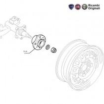 Wheel Hub| Rear| Uno