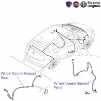 Wheel Speed Sensors| Punto