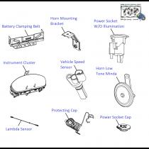 Electrical Equipments  1.2 Safire  Vista Sedan Class