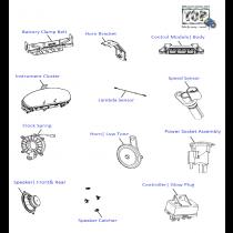 Electrical Equipments  1.3 QJet 90PS  Vista D90