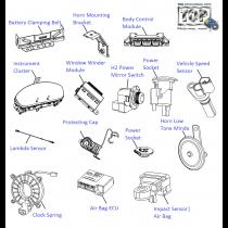 Electrical Equipments  1.4 Safire  Vista Sedan Class