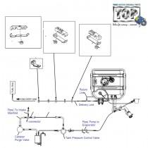 Fuel Pipes| 1.4 Petrol| Indigo| Marina
