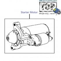 Starter Motor  2.2 VariCOR  Aria
