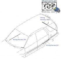 Wiring Harness  Body  2.2 DiCOR  Safari  Safari (2008+)