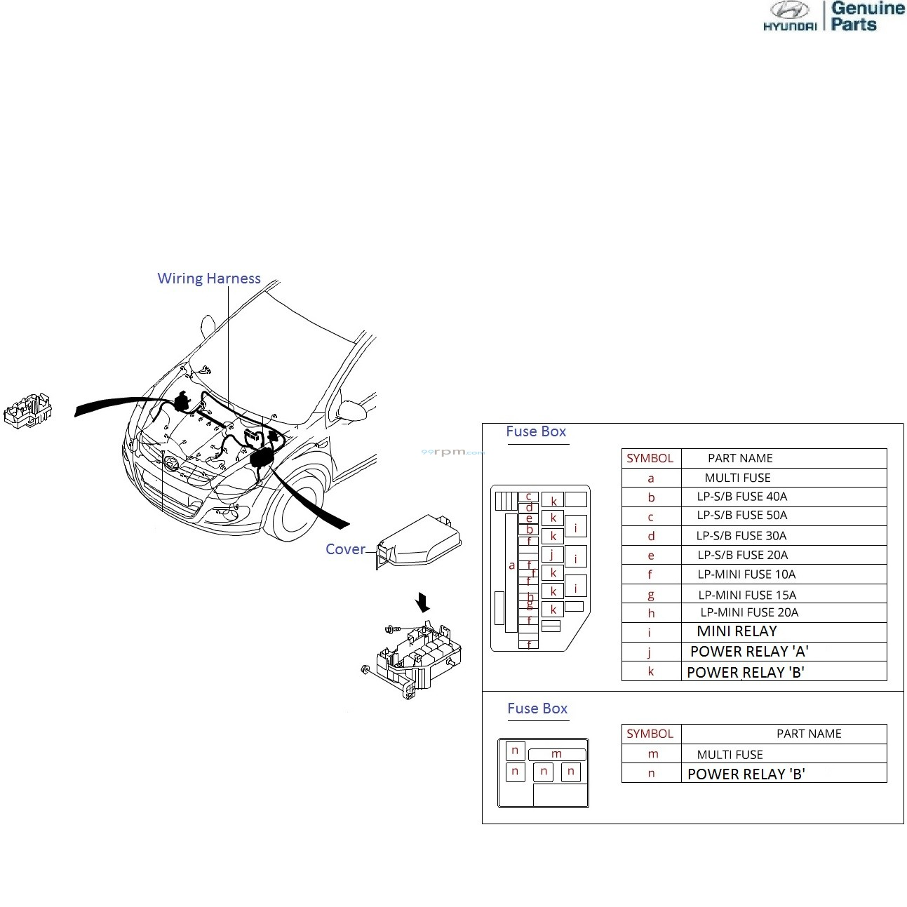 New Hyundai I20 User Wiring Diagram