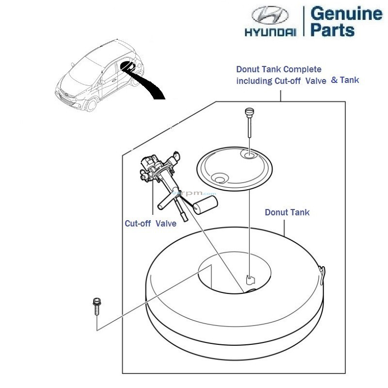 Genuine Hyundai Parts And Accessories - Auto Electrical