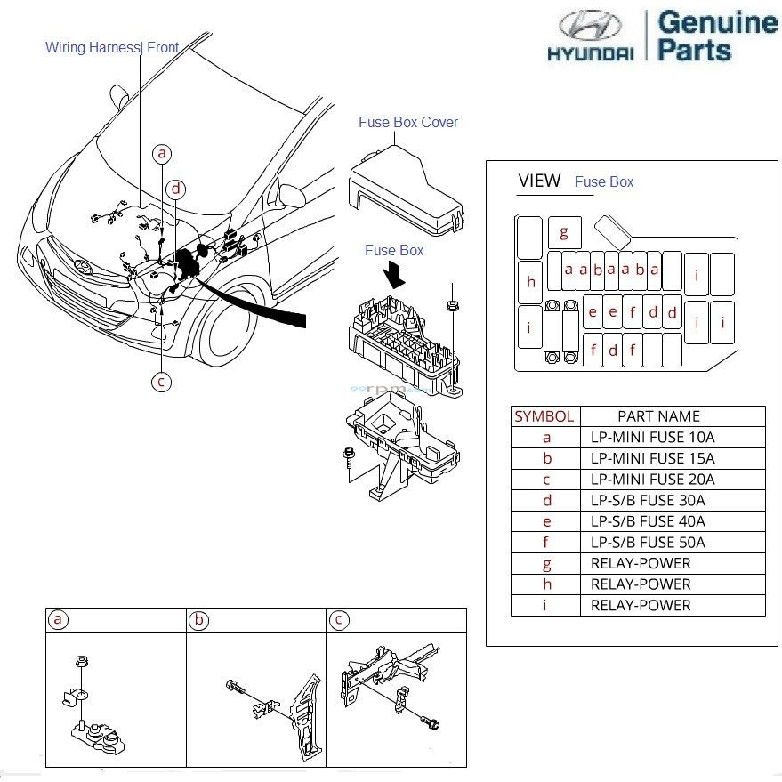 Hyundai Eon Front Wiring Harness 2010 Hyundai I10 Fuse Box Diagram Hyundai Eon Fuse Box Diagram