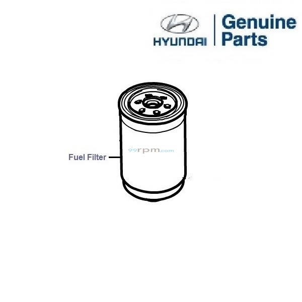 Hyundai Grand I10 1 1 Crdi Fuel Filter