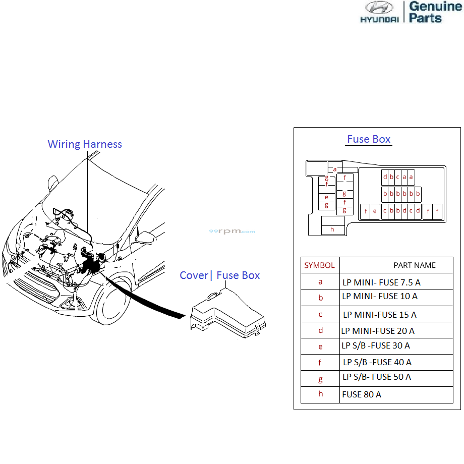 Hyundai I10 Wiring Diagram 26 Images Xg350 Fuse Box Screenshot 238 6 Grand 1 0 Petrol Front At Cita