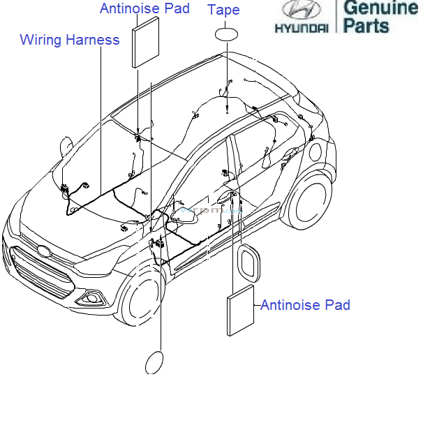 screenshot_246__1 hyundai grand i10 1 2 petrol floor wiring harness Automotive Wire Harness Wrapping Tape at crackthecode.co