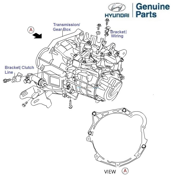 Magnificent Hyundai Fluidic Verna 1 6 Petrol Manual Transmission Gear Box Wiring Database Aboleterrageneticorg