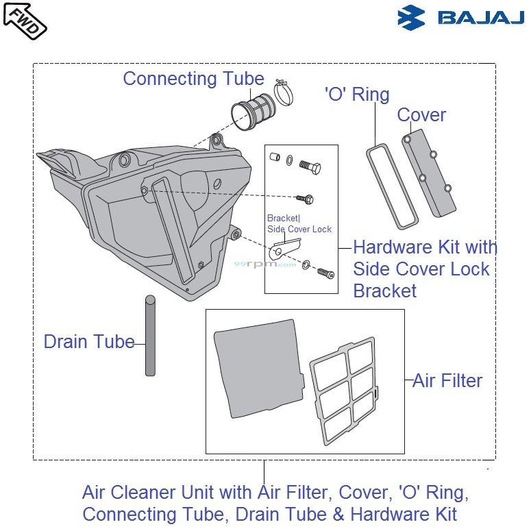 Bajaj Pulsar 150 Electrical Wiring Diagram - Wiring Diagram And ...