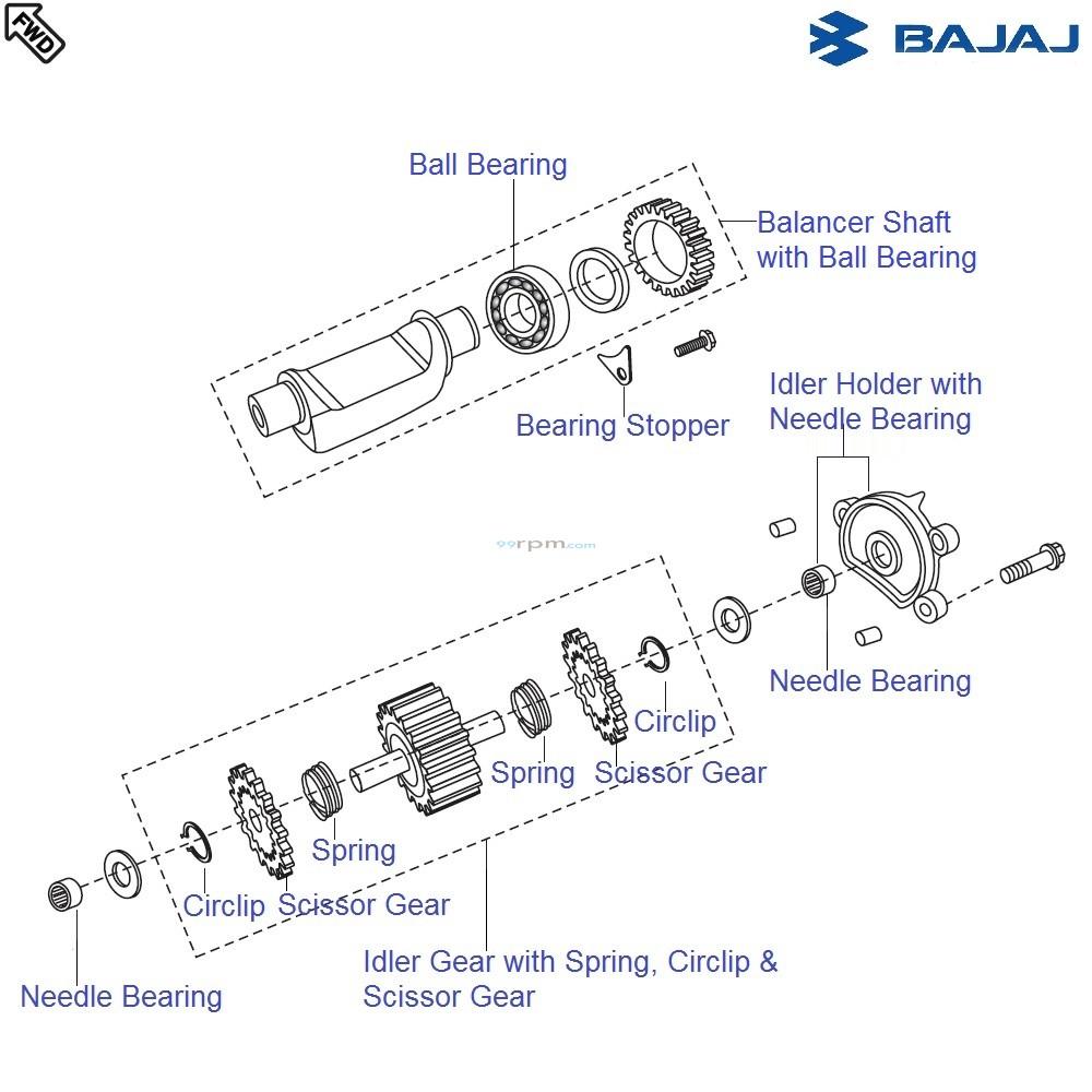 bajaj avenger 220 dts i balancer shaft auto body repair los angeles car body repair logos
