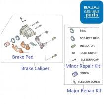 Caliper - Brakes - Bajaj Parts